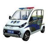 4 polizie elettriche di Seaters perlustrano il veicolo