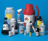 MSDS, Ghs, Hmis, Nfpa Drum Stickers for Chemical