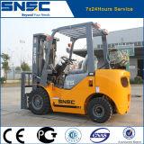 Snsc LPG Propan-Gabelstapler des Gas-Gabelstapler-2.5ton