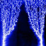 結婚式または誕生日または党装飾のための簡単で、優雅なLEDのカーテンライト