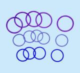 Колцеобразное уплотнение уплотнения NBR материальное резиновый, высокий шнур колцеобразного уплотнения давления