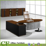 Side Cabinetの卸し売りOffice Manager Desk Curved Design