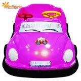 Machine van het Spel van de Ritten van Kiddie van de Auto van de Bumper van de Spelen van het Vermaak van de zonnebloem de Mini Elektrische Muntstuk In werking gestelde