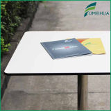 Anti-Cigarette Burns Phenolic HPL Laminate Coffee Table Tops