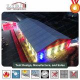 Liriのテントの第20祭典のための25X50m Luxury Companyのイベントのテント
