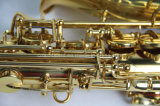 Sassofono di colore verde 82z del Saxophone/del negativo per la stampa di cartamoneta (AS-Y82)