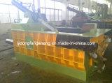 La ferraille presse hydraulique pour mettre au rebut des déchets