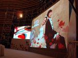 P3 Indoor plein écran LED de couleur pour la publicité
