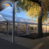 10mはスパンの透過屋根のレンタル販売のための贅沢な玄関ひさしのイベントのテントを取り除く