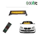 Светодиодный индикатор Car вывески фонарь светодиодный дисплей входа для автомобиля автомобиль авто