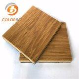 Large sélection Micro-Perforated Panneau acoustique En bois