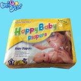 2016 China Fraldas para bebés Fraldas para bebés seca fraldas para bebé descartáveis
