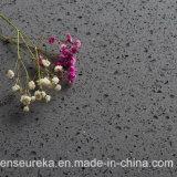 prix d'usine l'homme a fait la pierre artificielle de Quartz de couleur pure