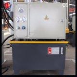 수직 수압기 기계는 작업장을%s 100 톤을 사용했다