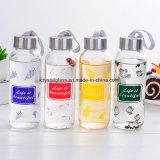 Adesivo de OEM Imprimir Refrigerantes garrafas de embalagens de vidro
