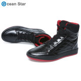 El Diseñador de OEM de fábrica de zapatillas de moda de los hombres, caliente la venta de zapatillas de moda para hombres, hombres de lujo zapatos casual