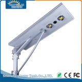 IP65 70W LED Sensor de movimiento solar integrada de la Calle Calle luz LED