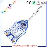 3D/2D пользовательские цепочки ключей из силиконового каучука для рекламных подарков