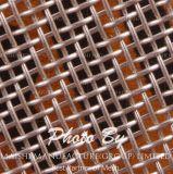 Обычная из проволочной сетки фильтра из нержавеющей стали