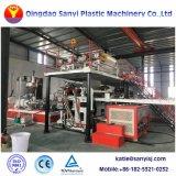 Le WPC en plastique laminés Indoor Ligne d'Extrusion WPC Machine de production