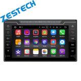 Audio dell'automobile del Android 7.1 per il sistema di multimedia del navigatore di Toyota Fortuner DVD GPS