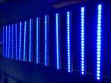 24pcs*1/3W Bañador de pared LED impermeable para la etapa de decoración