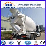 8-12 M3具体的なミキサーのトラック、中国Brand/HOWOのコンクリートミキサー車のトラック