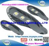 Yaye 18 Hot vendre très très bon prix COB 50W/60W/70W/80W/100W/120 W/150W à LED LED éclairage de rue/ éclairage de rue avec 2/3/5 ans de garantie