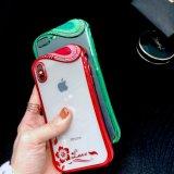 Novíssimo jóias jóias TPU Slim Caso Telefone celular para iPhone