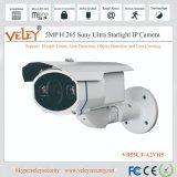 5MP de vari-brandpuntsCamera van het Toezicht CCD van kabeltelevisie van de Camera van Dahua IP van de Lens