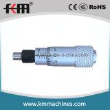 0-6.5mm Tête de micromètre avec graduation 0.01mm