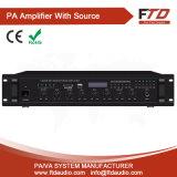 Zone Ecomony 240W 6 Amplificateur mélangeur avec MP3 et FM