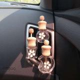 Les petites marguerites voiture Sortie de la climatisation peut être la rotation de parfum Tuyere Clip parfum voiture Bouteille vide Tuyere vertical applicable