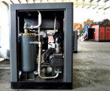 compresor de aire silencioso del extremo en dos etapas del aire para el equipo de relleno