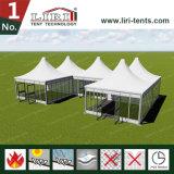 Наиболее поздно конструированный модульный шатер используемый для напольных свадебного банкета и случаев