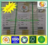 documento bianco della scheda dell'imballaggio di alimento 250g