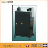 Máquina de trituração de furo para a tampa selada do perfil do PVC