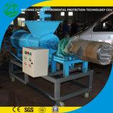 Porco/vaca/gado/máquina de processamento estrume da galinha/separador líquido contínuo estrume animal