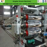 Pp.-PET-ABS Haustier Vacuumforming Blatt-Strangpresßling-Zeile|Plastikblatt-Extruder-Maschine