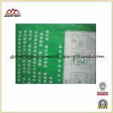 Riso di stampa della pellicola di BOPP, fertilizzante, cemento che impacca sacchetto tessuto pp