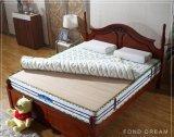 침실 가구 또는 봄 매트리스