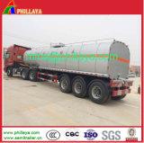 3 axes 35-60cbm Chauffage Asphalte Bitumen Camion Semi-remorque