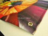 La conception personnalisée de la publicité extérieure en vinyle bannière PVC Flex Bannière de maillage