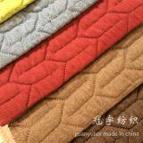 Tissus à la maison de polyester de traitement d'édredon de textile pour la décoration