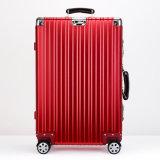 """20 """" 24 """" 28 """" 수화물 또는 방적공 여행 가방 ABS+PC 트롤리 Tsa 자물쇠"""