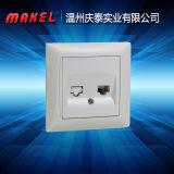 壁スイッチスイッチの押しボタンスイッチ制御スイッチ