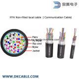 Kommunikations-Fernsprechnetz-Kabel-Hya Nicht-Gefülltes lokales Kabel
