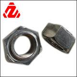 Noten van de Las van de Hexuitdraai van het roestvrij staal de Vierkante (DIN918)