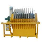 Filtro de discos del vacío de la maquinaria de mina para la desecación del mineral