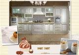 حديثة [سليد ووود] مطبخ أثاث لازم تصميم ([زق-012])